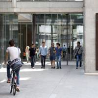 Continent-hopping: Bocconi University in Milan offers the World Bachelor in Business degree, in which students spend their first year in the U.S., their second in Hong Kong, their third at Bocconi and their fourth at a partner school of their choice, meaning  students complete their studies with experience on at least three continents. | COURTESY OF 	BOCCONI UNIVERSITY