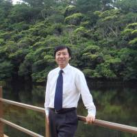 Qing Li is a doctor at Nippon Medical School and president of the Japanese Society of Forest Therapy. | COURTESY OF QING LI