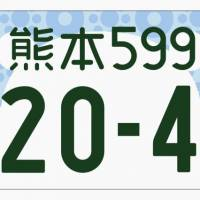 License plates with regional designs to be introduced across Japan
