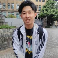 Kyoshiro Tasaka, Student, 20, Japanese: Now that the U.S. is isolating itself from the world, even if the U.S. negotiates with North Korea, its influence is smaller than before. Even if the U.S. puts pressure on it, will Europe agree with that? It would be more helpful if the U.S. abandoned nuclear weapons. Because the U.S. will not do so itself, neither will other countries. The Diet here is embroiled in the Mori-Kake mondai (the Moritomo Gakuen and Kake Gakuen political scandals). The abduction issue is not taken up much in the news recently. I do not know whether the country is serious about it. | KUNIO KANAMORI