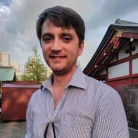 Jonathan Wood, Veterinarian, 34, American: I think it's exciting in a way. Anytime anyone gives up nuclear weapons, it's a good thing. I also think some of the sanctions have not done much to help the people of North Korea. It sounds like they don't live in a very good situation. Maybe we can find some way that North Korea won't use its missiles and America would agree to help them a little bit. As for denuclearization, as I come from a nation with nuclear weapons, I understand why people want them. It's hard to say that one country, yes, you can have nuclear weapons, but another country, no, you can't. Who gets to say that?   KUNIO KANAMORI