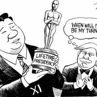 The world according to Trump and Xi