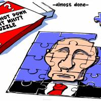 Putin's evasions on MH-17 are a disgrace