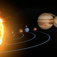 Some global warming on Earth is caused by the gravitational pull of Venus and Jupiter. But most of the blame belongs on the third rock from the sun. | GETTY IMAGES