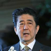 Time for Abe to take the offensive on scandals