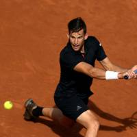 Nadal ends record run on clay courts