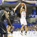 Alvark guard Seiya Ando sparked his club with 14 points in Game 1 of their B. League Championship semifinal series against the SeaHorses on Saturday in Kariya, Aichi Prefecture. Tokyo topped Mikawa 69-65 in overtime.