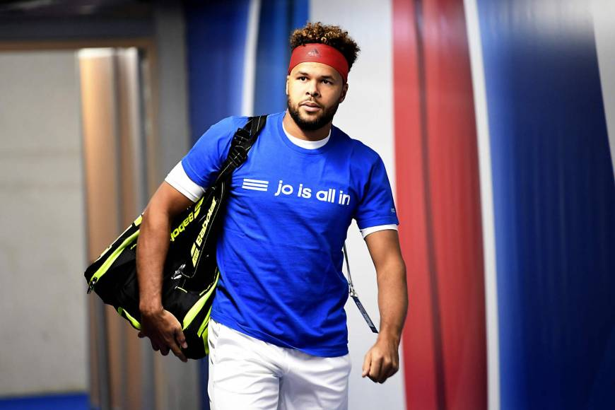 Injured Jo-Wilfried Tsonga ruled out of Roland Garros