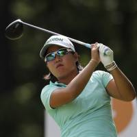 Nasa Hataoka falls five shots off pace after losing grip on lead
