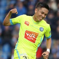 Gent's Yuya Kubo notches 10th goal of season in playoff draw with Genk
