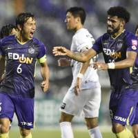 Amazing transformation puts Sanfrecce firmly in driver's seat