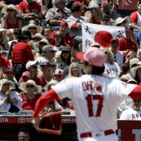 After Shohei Ohtani fans 11 Twins, Angels rally late for 2-1 no-decision win