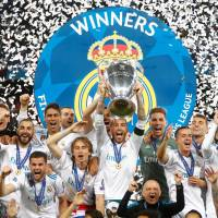 Real Madrid captures third straight Champions League title with help from Gareth Bale's scintillating strike