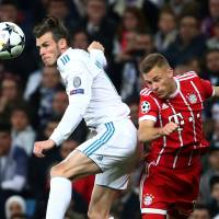 Madrid outlasts Bayern to reach Champions League final