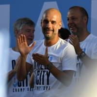 Pep Guardiola inks new deal with  Manchester City until 2021