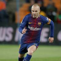 Steve Perryman thinks Andres Iniesta coup could attract stars to J. League