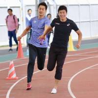 Japan men's 4x100 relay team working hard to claim gold at 2020 Tokyo Olympics
