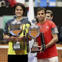 Taro Daniel triumphs in Istanbul for first ATP title