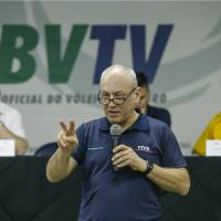 FIVB secretary general Fernando Lima hopes the 2020 Tokyo Olympics will help the sport in Japan reconnect with its glorious past. | FIVB.ORG