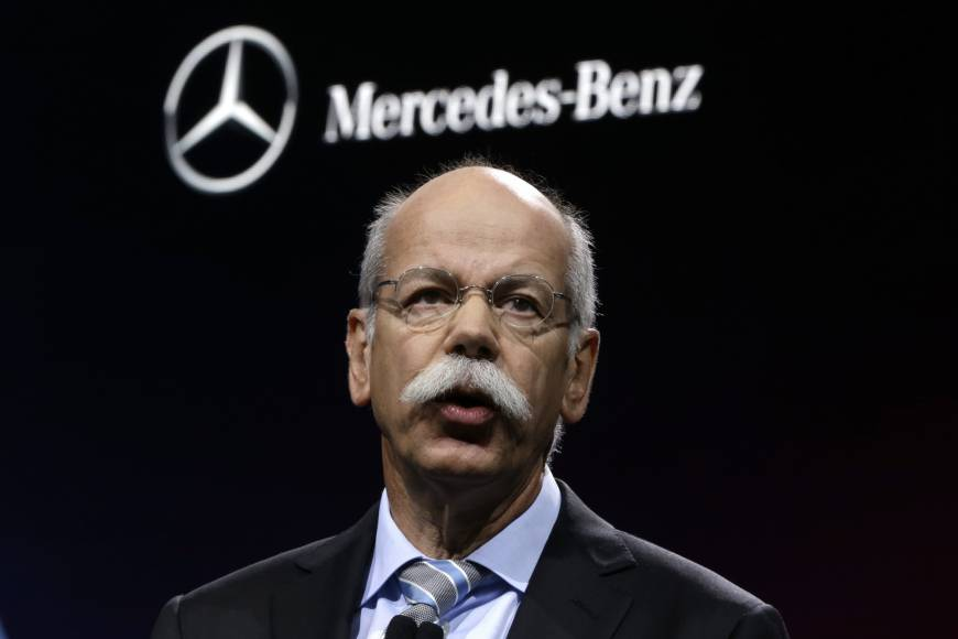 Germany: 774,000 Mercedes cars have unauthorized software defeat devices