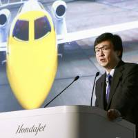 Honda Aircraft starts taking business jet orders in Japan