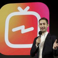 Instagram unveils new video service in challenge to YouTube; ads expected to follow