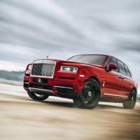 Rolls-Royce starts accepting orders for Cullinan SUV in Japan