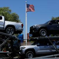 Toyota warns against U.S. move to curb auto imports, calling Trump tariff a 'tax on consumers'