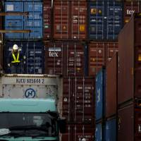 Japanese exports accelerated in May but surplus with U.S. shrank to smallest since 2013