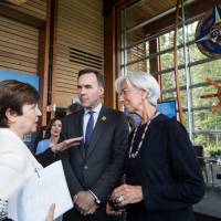 Outrage by allies over U.S. steel tariffs set to take center stage at Whistler G7 meeting