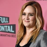 'Full Frontal' comic Samantha Bee apologizes to Ivanka Trump for obscenity slur