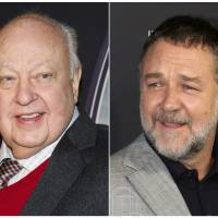 Russell Crowe to play late Fox News founder Roger Ailes in new Showtime biopic