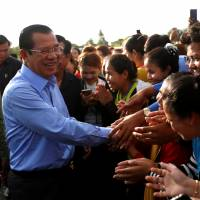 Cambodian opposition figure faces royal insult charge