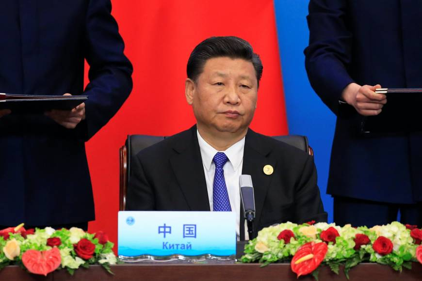 At Shanghai Cooperation Organization summit, Xi extols free trade as G7 meeting ends in disarray