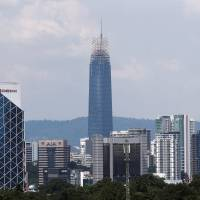 Malaysia's Najib Razak is out of power but his legacy lives on in giant skyscraper