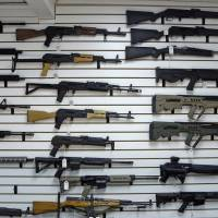 Americans own 40 percent of world's firearms: study