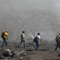 Guatemala rescuers scramble to find any survivors among 200 still missing after eruption as hopes fade