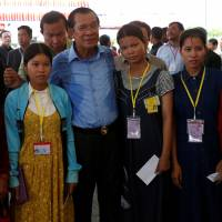 Crackdown and cash: Hun Sen's recipe for victory in Cambodian election