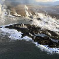 Trump approves disaster aid for Hawaii's volcano-stricken Big Island