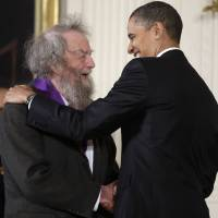Prolific, painfully candid ex-poet laureate Donald Hall dies at 89