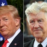 David Lynch claims presidential praise was taken out of context, says Trump is 'causing suffering and division'
