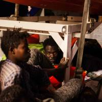 Malta agrees to take in rescue ship Lifeline with 230 migrants aboard, Italy says