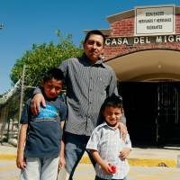 In Mexico, Trump's child separations trigger wrenching decisions
