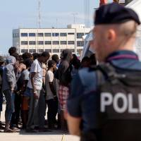 Italy seeks to close ports to migrant boat, wants reluctant Malta to open its doors