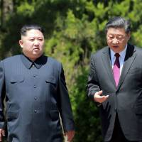 North Korea's Kim heads to China with nukes and summit likely on agenda