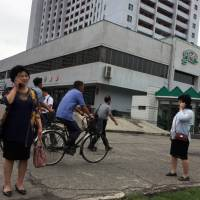 Business as usual: North Korean public kept in dark about Trump summit, not told Kim has left town