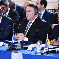 U.S. renews call for OAS to suspend Venezuela over its 'full-scale dismantling' of democracy