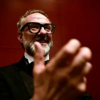 Italy's Osteria Francescana is served world's best restaurant prize