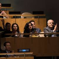 U.N. issues resolution slamming excessive Israeli force against Palestinians