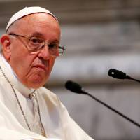 Pope promises 'never again' to sex abuse in Chile, reopens investigation